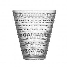 Váza Kastehelmi 154mm čirá