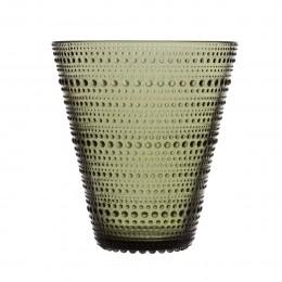 Váza Kastehelmi 154mm mechově zelená
