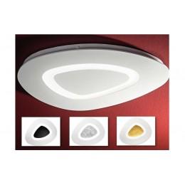 Svítidlo přisazené MANILA P/G 35W LED DEO LUCE, bílá/gold