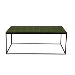 Konferenční stolek GLAZED green
