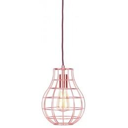 Závěsná lampa PITTSBURG Ø 20 cm,copper