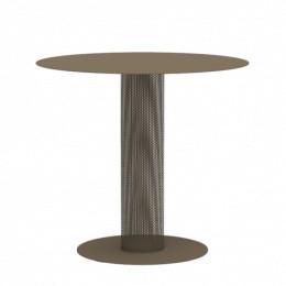 Jídelní stůl  NASZ Ø 74 cihlový