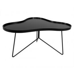 Konferenční stolek FLOW,bílý