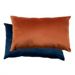 Polštář CHAVES HOUSE NORDIC modrý/orange 40x60 cm