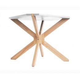 Odkládací stolek COFFEE MISTER X , černá deska