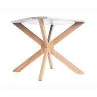 Odkládací stolek COFFEE MISTER X , bílá deska