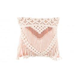 Polštář SAAR ivory pink