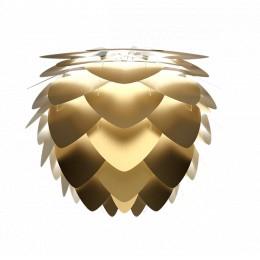 UMAGE Aluvia mini, brushed brass Ø 40 cm