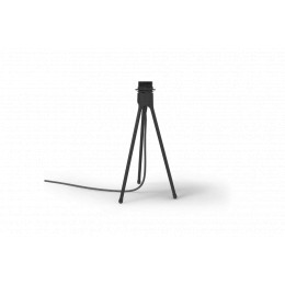 UMAGE Tripod table black, podnož stolní lampy