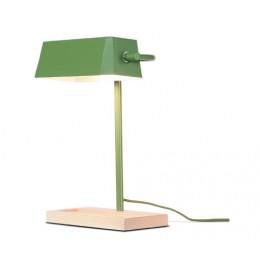 It´s about RoMi stolní lampa CAMBRIDGE, zelená