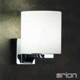 ORION LAPO WA 2-1276/1 CHROM SKLENĚNÁ LAMPA DO KOUPELNY IP44