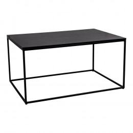 Konferenční stolek GLAZED black
