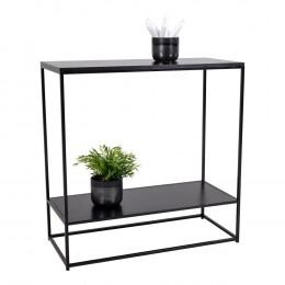 Coffe stolek VITA House Nordic,černý