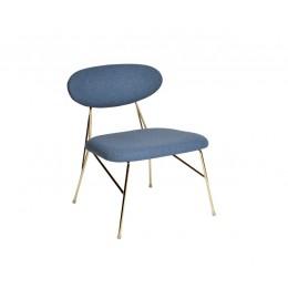 Židle LOUNGE QUEEN PRESENT TIME, zelená