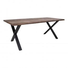 Jídelní stůl TOULON HOUSE NORDIC 200X95,tmavý dub