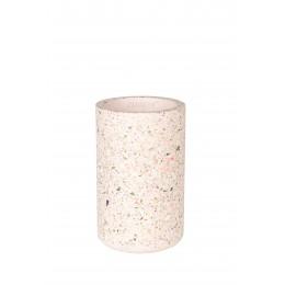 Váza FAJEN TERRAZZO ZUIVER,pink