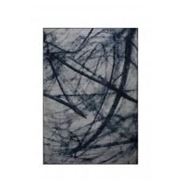 Koberec FRISH ZUIVER 170x240 cm,steel
