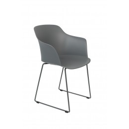Jídelní židle TANGO ZUIVER,plast zelený