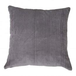 Polštář BLANCA HOUSE NORDIC,tmavě šedý