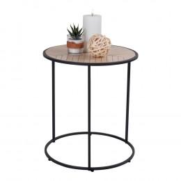 Coffe stolek BERGAMO House Nordic,dřevo paulownia