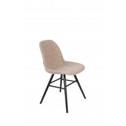 Jídelní židle Albert Kuip Soft Zuiver,modrá