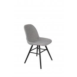 Jídelní židle Albert Kuip Soft Zuiver,světle šedá