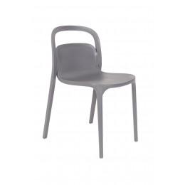 Zahradní židle FRIDAY ZUIVER,kov šedý
