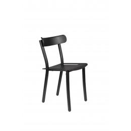 Zahradní židle FRIDAY ZUIVER,kov černý