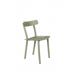 Zahradní židle FRIDAY ZUIVER,kov zelený
