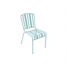 Zahradní židle LINES, nefritová zelená
