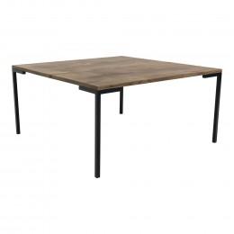 Konferenční stolek LUGANO House Nordic 110x60 cm ,dřevo dub tmavý