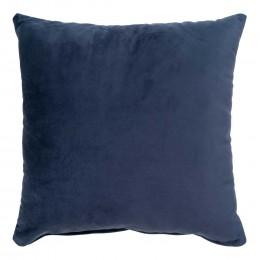 Polštář LIDO HOUSE NORDIC 45 cm, tmavě modrý, polyester