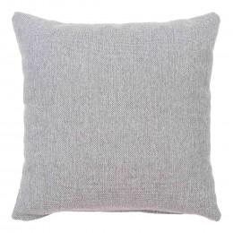 Polštář LIDO HOUSE NORDIC 45 cm, tmavě šedý, polyester