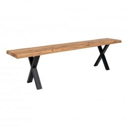 Konferenční stůl  TOULON HOUSE NORDIC 120X70 cm, dub
