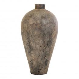 Váza CORVO HOUSE NORDIC 80 cm, terracotta, hnědá