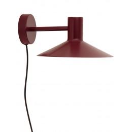 Nástěnná lampa MINNEAPOLIS FRANDSEN, bílá