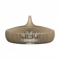 Závěsná lampa CLAVA DINE WOOD UMAGE, přírodní dub