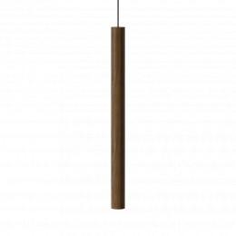Závěsná lampa CHIMES TALL UMAGE Ø 3,4 cm, přírodní dub
