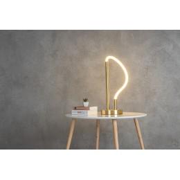 Stolní lampa GLOW GT01 LED 50 cm mosaz, zlatá
