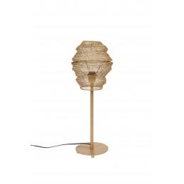 Závěsné svítidlo LENA L ZUIVER Ø 48 cm, mosaz