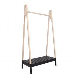 Věšák TORINO Clothes rack, dřevěný