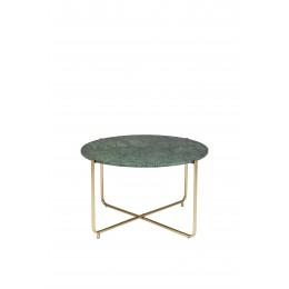 Odkládací stolek Timpa marble green
