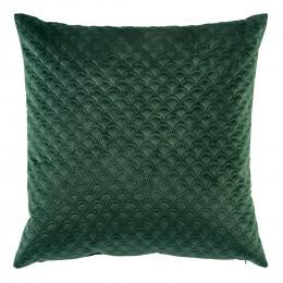 Polštář LIDO HOUSE NORDIC 45 cm, zelený samet