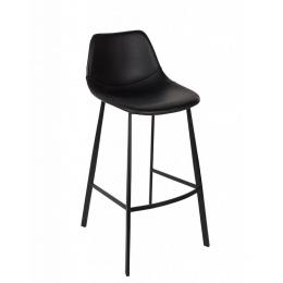 Barová židle Franky Barstool B,black