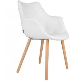 Židle/křeslo Twelve White LL