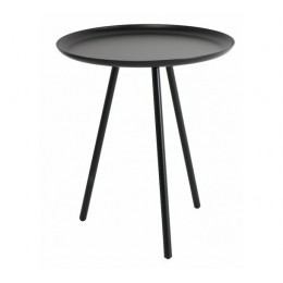 Odkládací stolek FROST ZUIVER, charcoal