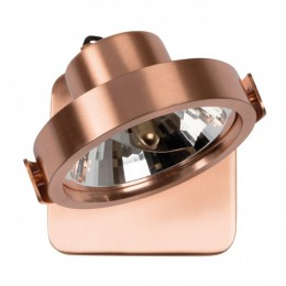Nástěnná lampa Dice-1 copper