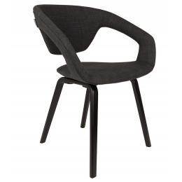 Židle/křeslo Flex Back black/dark grey