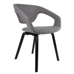 Židle/křeslo Flex Back black/grey