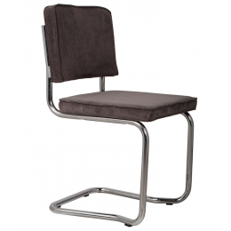 Židle Ridge Kink Rib dark grey